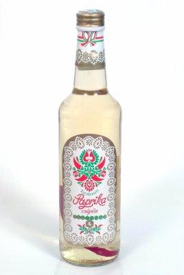 Kecskeméti Paprika Vodka mézzel 0,5 l