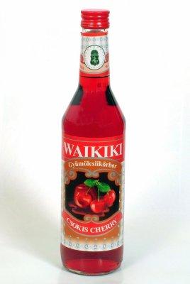 Waikiki Csokis likőrbor 0,5 l